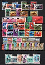 Belgisch Congo Belge - Rep. Congo Kinshasa Collection Used sets (5) c21.70Eu.