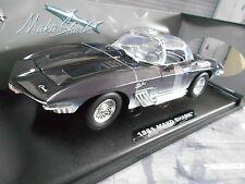 Chevrolet Corvette Mako Shark 1961 roadster v8 muscle S-precio Motormax 1:18