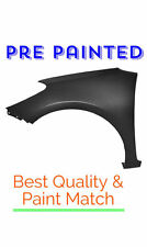 New PRE PAINTED Driver LH Fender for 2014-2017 Kia Forte Sedan w Free Touchup