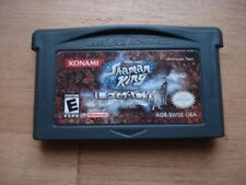 Shaman King Legacy of Spirits  sprinting wolf Gameboy Advance