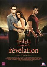 Twilight - Chapitre 4 - Révélation 1ère Partie - DVD
