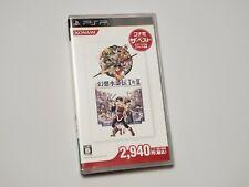 PSP Genso Suikoden I & II 1 2 Japan Playstation Portable game US Seller