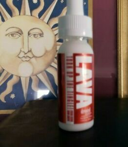 Lava Drops Extreme Heat Additive Turn up the Tingle!  1oz DEVOTED CREATIONS