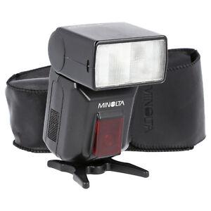 Minolta 3600HS(D) Flash for Sony Alpha a33 a55 a77 a330 a230 a280 a380 a500 a900