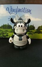 """DISNEY VINYLMATION Park  3"""" Set 1 Mickey Mouse Club Mouseketeer Clarabelle Cow"""