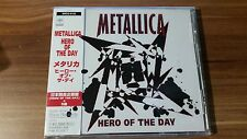 Metallica-Hero of the Day (1996) (MCD) (Giappone-CD) (Sony records-SRCS 8135)