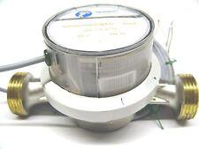 Durchflussmesser, Impuls 1 Imp/L REED SPS  QN 2,5   Wasserzähler Volumenmessteil