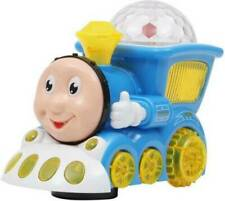 BUMP & GO TRAIN WITH LIGHTS AND MUSIC SOUND TODDLER TOYS FOR KIDS CHILDREN