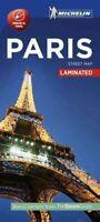 Paris - Michelin City Map 9202 Laminated City Plan 9782067214217   Brand New
