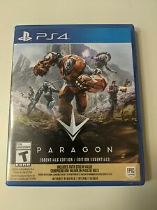 Paragon Essentials Edition Playstation 4