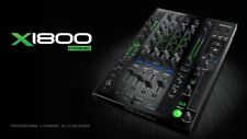 New Denon DJ X1800 Prime Professional 4 Channel DJ Club Mixer w FX & Smart Hub