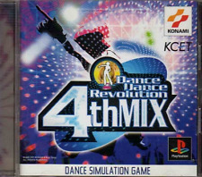 Dance Dance Revolution 4th Mix Dal Giappone PS1