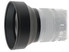 77mm 3-STAGE Pieghevole in Gomma Cappuccio per lente con 77mm filettatura UK venditore!!!