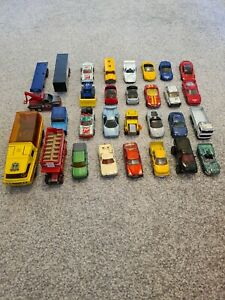 Huge bundle Matchbox Toy Cars - 30 Vintage cars