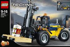 Lego Technic 42079 - Schwerlast-Gabelstapler, New/Boxed