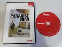 PARADISE NOW DVD REGION 2 - 24 HORAS EN LA CABEZA DE UN KAMIKAZE PALESTINO