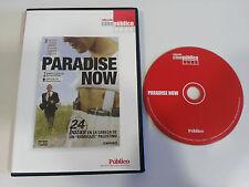 PARADISE NOW DVD REGION 2 - 24 HOURS EN LA HEAD UN PALESTINIAN KAMIKAZE