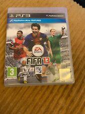 FIFA 13 (PS3), , Very Good Football PlayStation Three Easports