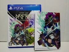 GameText:English available/ PS4 Hyper Light Drifter Physical w/ map Japan Import