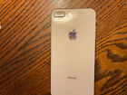 iphone 8+unlocked, Gold, 64gb gently used, in great condition, Small Chip Bottom