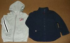 Boys 2-Pc JACKETS Hoodie FADED GLORY Size 3T Football