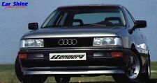 Audi 80 B3 GENUINE ZENDER FRONT & REAR BUMPER ADD-ON's (BODY KIT) LIP SPOILER