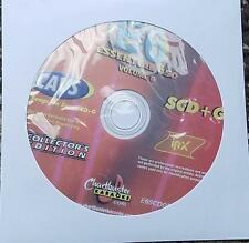 SUPER CDG KARAOKE SCDG 450 SONGS VOL 6 COUNTRY,ROCK,POP REQUIRES SPECIAL PLAYER
