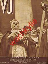Vu n° 254 du 25/01/1933 Kronprinz Doorn René Clair Cal Verdier Monfreid Haschich