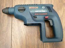 Bosch GBH 24 VRE 24V Cordless SDS hammer Drill, bare unit, Rotary impact masonry