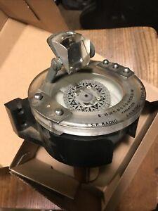 Sestrel Compass Hand Held Bearing Compass WW2 Navy Nautical