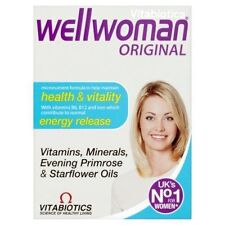 Vitabiotics Wellwoman Original 2x 30 Capsules