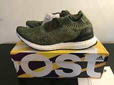 Adidas Ultra Boost Uncaged Green in US 9 EU 42 2/3