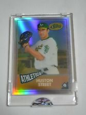 2006 ETOPPS HOUSTON STREET OAKLAND ATHLETICS CARD 898/999 IN HAND READY TO MAIL