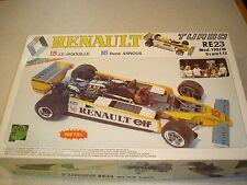 Very Rare Mint 1/12 Metal Protar Renault Turbo RE23 Mod. 170/M