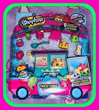 Shopkins Taco Time Taco Stand Collection Season 8 World Vacation NEW!