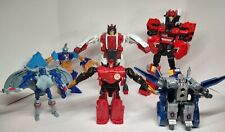 VINTAGE TRANSFORMERS LOT Hasbro & Takara WORKING Autobots decepticon. RARE