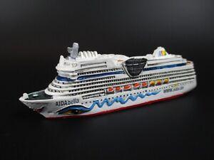 Ship Model Cruise Ship Ms Aidabella Aida, 12cm Polyresin Cruise Ship, New