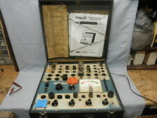 <>1969 B&K DYNA-JET Model 707 Mutual Conductance Tube Tester - P or R NR<>