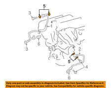 Lexus TOYOTA OEM 09-12 ES350 3.5L-V6 Oil Cooler-Cooler Pipe Gasket 9043016017