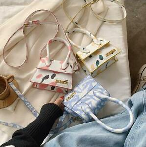 2020 New Trendy Women's Bag Mini Shoulder Bag Messenger Bag Handbag