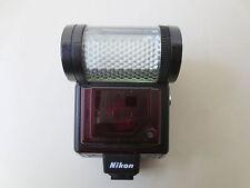 SAMMLUNGSAUFLÖSUNG! Nikon SB-20 Speedlight Aufsteckblitz Blitzgerät