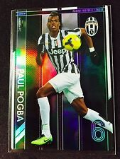 2014 Panini Football League PFL 08 Super MF Paul Pogba Refractor card Rare