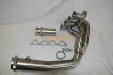 HONDA ACURA B SERIES HEADER BISI Style B-18 V2 POWER DRIVEN (4-1) 2.75 EX PIPE