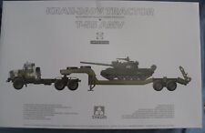 1/35 Takom KraZ-260V Tractor w/ChMZAP-5247Gb Semi-Trailer & T-55 AMV Ltd Edition