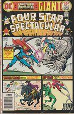 Four Star Spectacular #2. May-Jun 1976. DC. GD/VG.