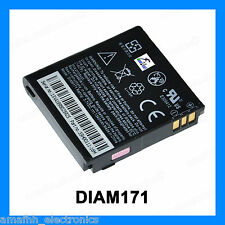 New 100% OEM DIAM171 Replacement Mobile Battery for HTC FUZE, Touch Diamond