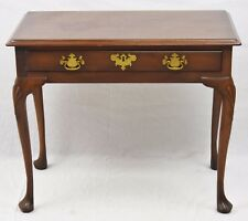 Kittinger Williamsburg Queen Anne Mahogany Dressing Table CW 145