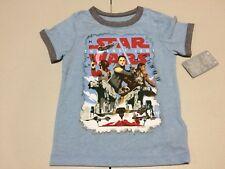 NWT Disney store Men Star Wars Ringer Tee Shirt Top M,L,XL,2XL