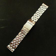 Breitling BLACKBIRD 22mm Bracelet 374A End Pieces Stainless Steel Band Strap