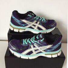 Asics GT 2000 Men's Purple Running Trainers Shoes Size UK 5